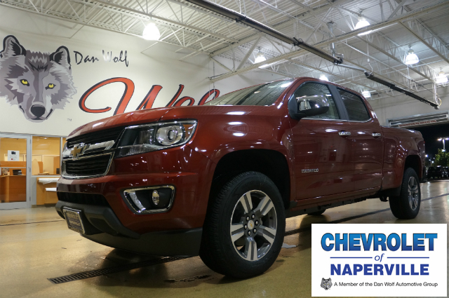 2015 Chevy Colorado available in Naperville, IL